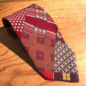 Rare vintage unique Giorgio Armani tie